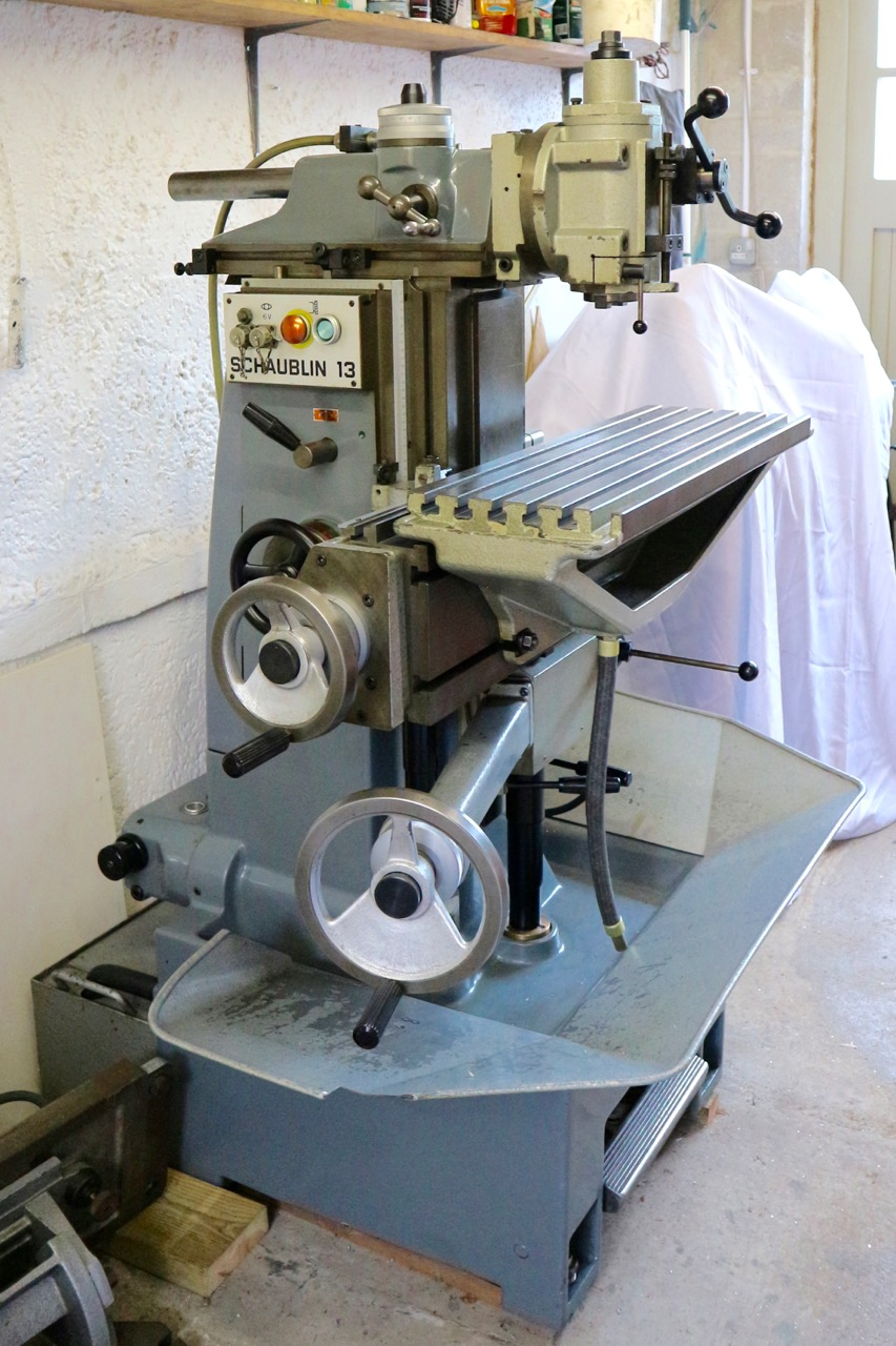 Milling Machine For Sale >> Used Milling Machines For Sale Anglo Swiss Tools