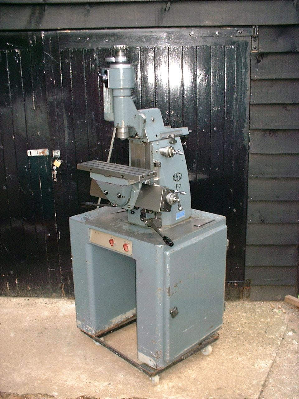 Used Milling Machines For Sale Anglo Swiss Tools