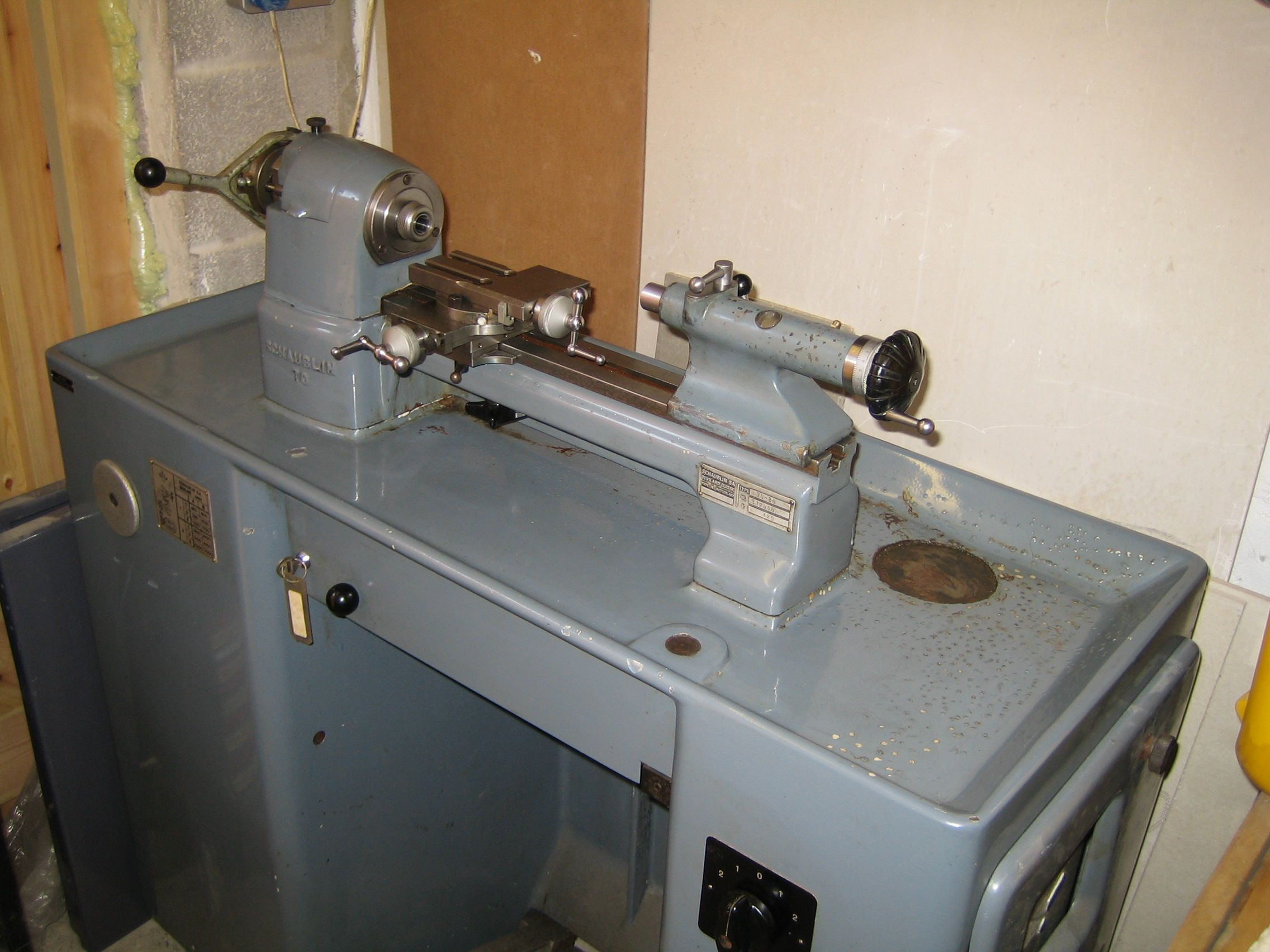 Used Lathes For Sale - Anglo-Swiss Tools