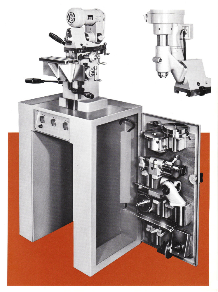 aciera milling machine