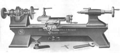 SV65 from the 1943 catalogue